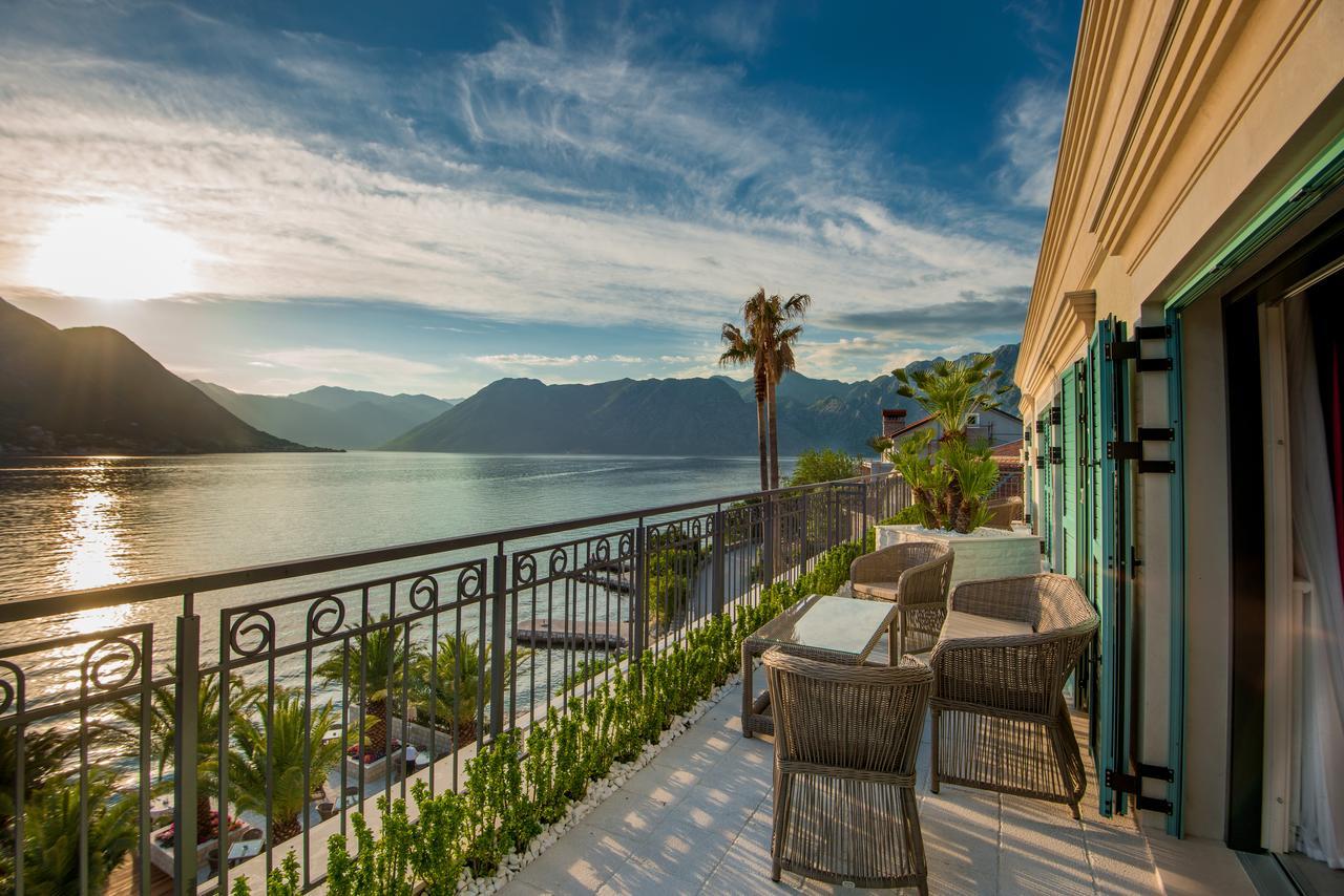 2 бутик отеля на берегу моря в Черногории