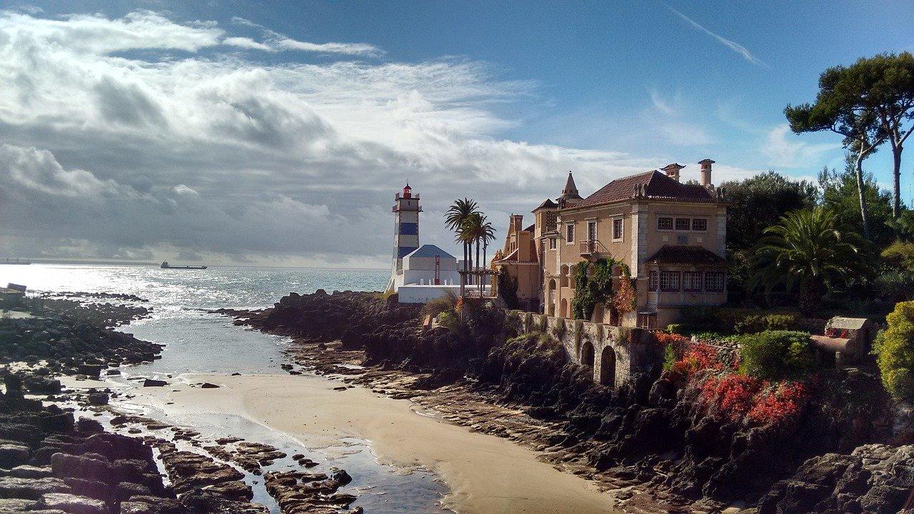 5-звездочный бутик-отель на берегу моря в Кашкайше
