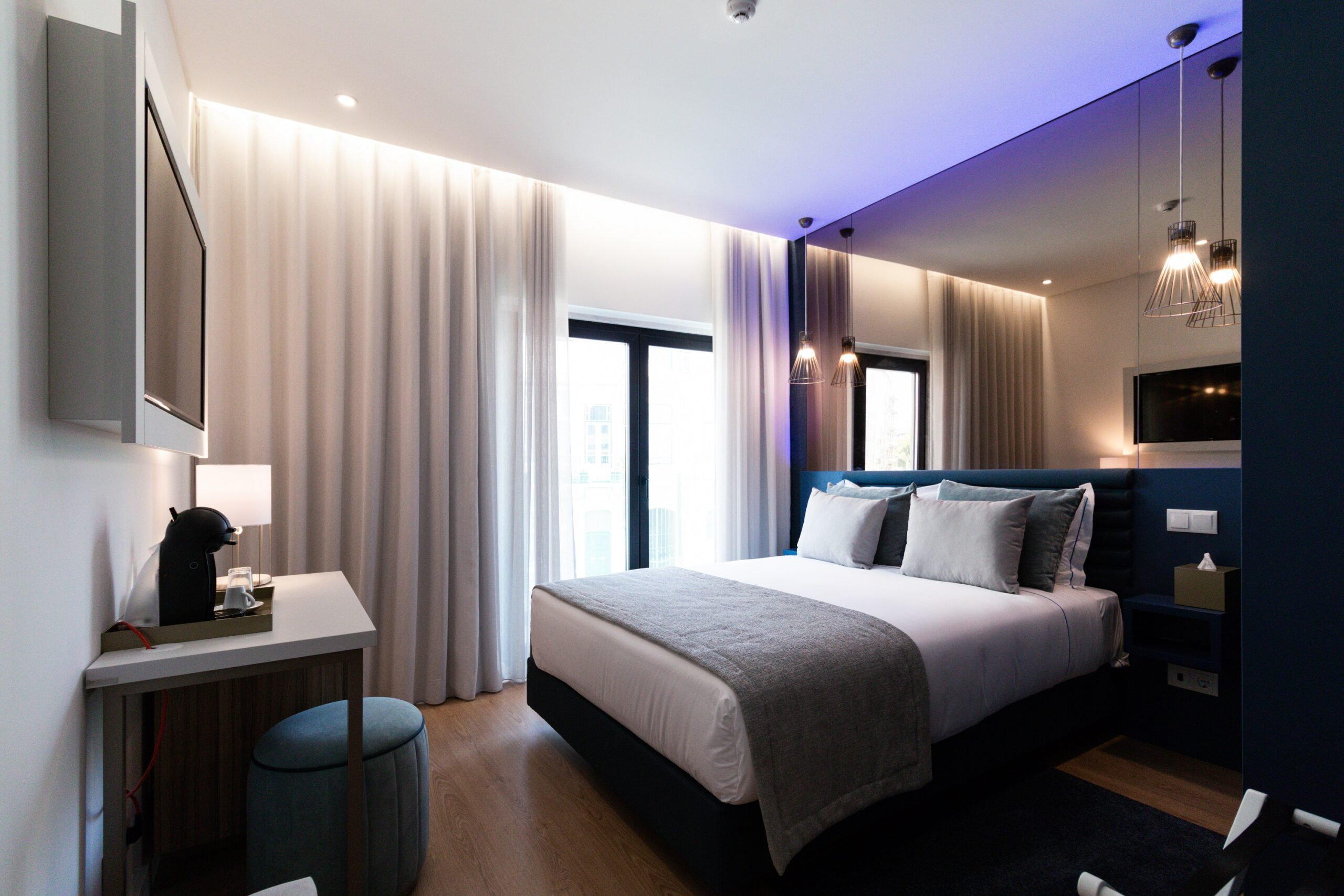 New boutique hotel in the heart of Lisbon