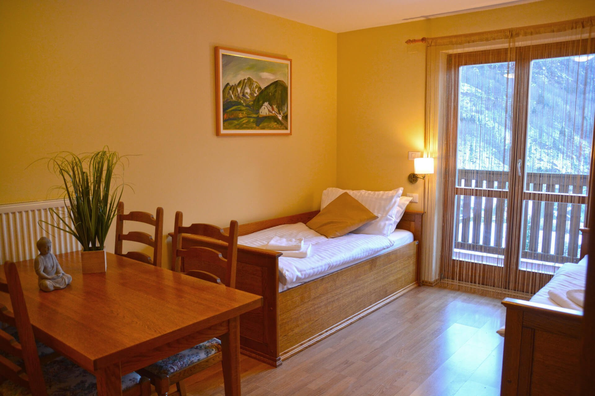 3* hotel in Slovenian Alps